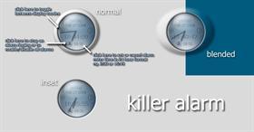 Killer alarm