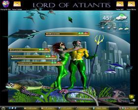 Aquaman LOA
