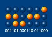Binary Clock - No Motion