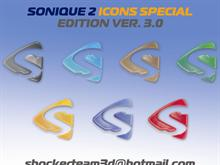 Sonique 2 Icons Special Edition 3