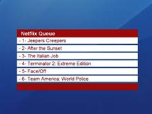 NetFlix Queue Reader