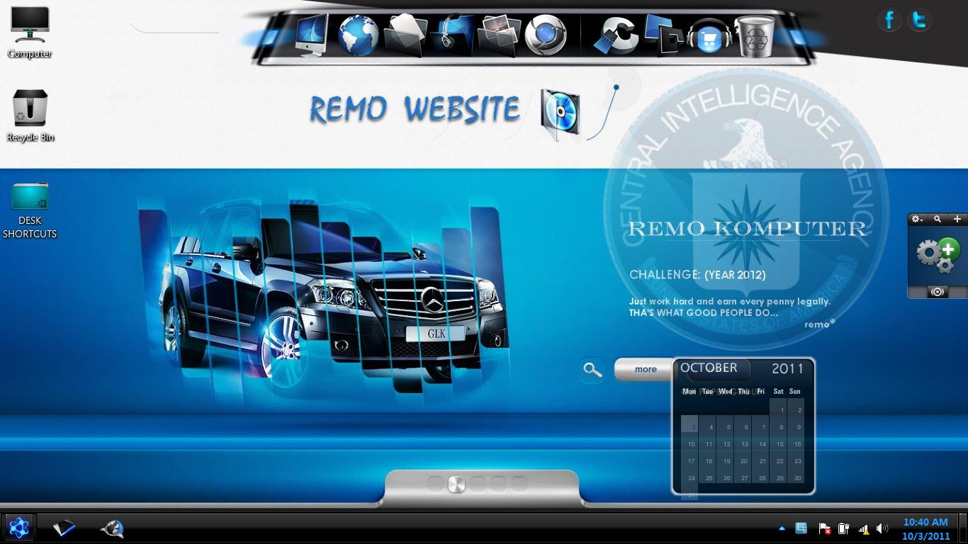 REMO Desktop