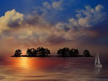 SunsetIsland