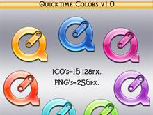 Quicktime Colors 1.0