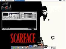 Scarface Laptop Desktop