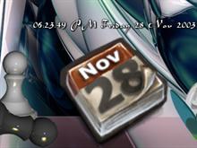 Calendar Docklet v3