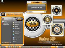 RetroXP Stocker Orange