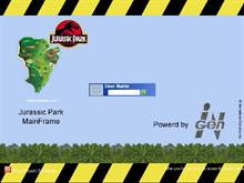 Jurassic Park Mainframe
