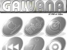 Galvana icons for ObjectDock
