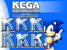 Kega - Sega Emulator Icon