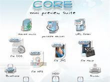 Core IP theme mini preview