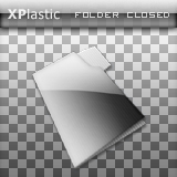 XPlastic Folder_Closed