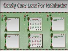 Candy Cane Lane RL
