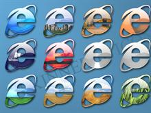 IE SKINNED