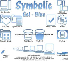 Symbolic - Gel Blue (part 2)