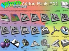 Win3D Midnight Addon 01
