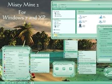 Misty Mint 3 for Windows 10