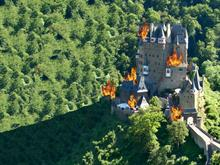 Castle Burning