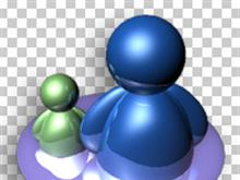 Animated Msn Messenger