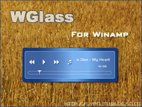 WGlass for Winamp
