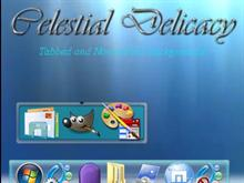 Celestial Delicacy Tabbed Dock Backs