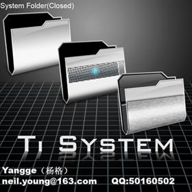 Ti System (Folder Closed )