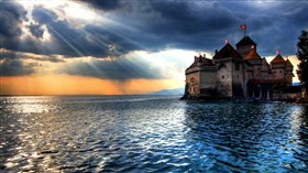 Chateau de Chillon_Switzerland