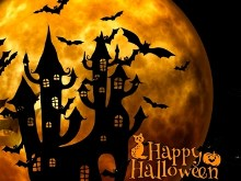 Halloween Greetings HD