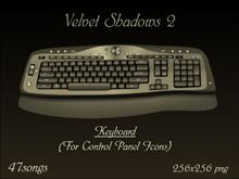 Velvet Shadows 2 Keyboard