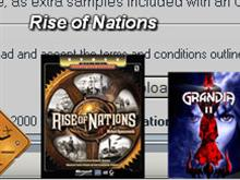 Grandia 2 & Rise of Nations Icons