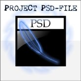 project psd file
