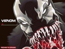 Venom... Prepare to Scream!